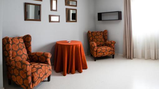 Las habitaciones de la residencia de la Casa de los Artistas están ya amuebladas
