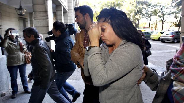 María del Carmen Q.B., acusada del crimen de la heladería, en una imagen de archivo