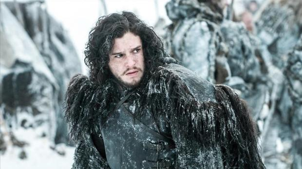 Kit Harington interpreta a Jon Nieve en la serie