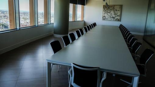 Sala Fernando de Magallanes, ideal para consejos de administración de grandes empresas