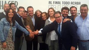 Alberto Díaz será el portavoz del PP municipal