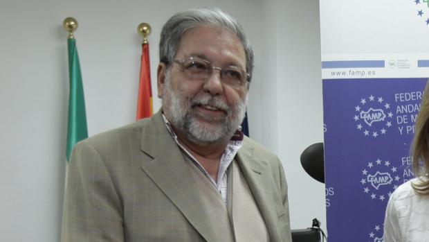 El alcalde de Dos Hermanas, el socialista Francisco Toscano
