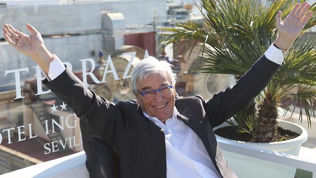 Francisco Luzón es optimista y proyecta energía, felicidad y determinación