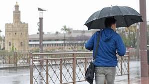 Alerta por fuertes lluvias en la Sierra Norte de Sevilla