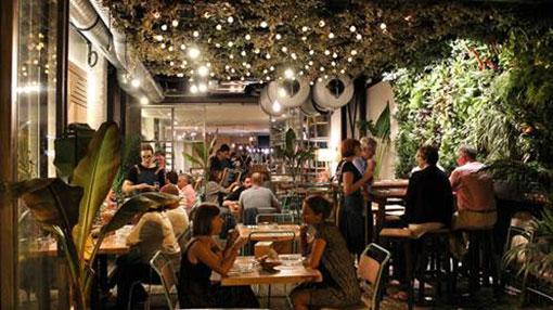 Diez restaurantes donde celebrar tu comida de navidad en for Restaurante la terraza de la casa barranquilla