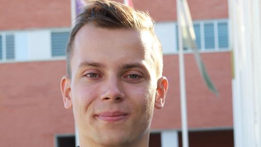 Universitario de Varsovia que ahora estudia en la Pablo de Olavide