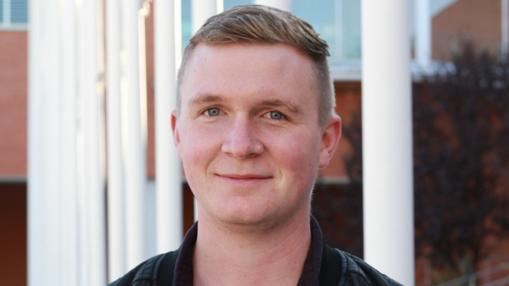 De la Universidad de Munich, ahora Max estudia Traducción en la Pablo de Olavide