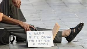 Hay 444 personas sin hogar en Sevilla, la mayoría en el Casco Histórico y la Macarena