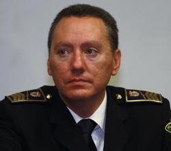 El nuevo jefe de la Policía Local de Sevilla, Pablo Ruiz-Berdejo