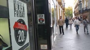 Guía de los descuentos del 'Black Friday' (25-N) en Sevilla