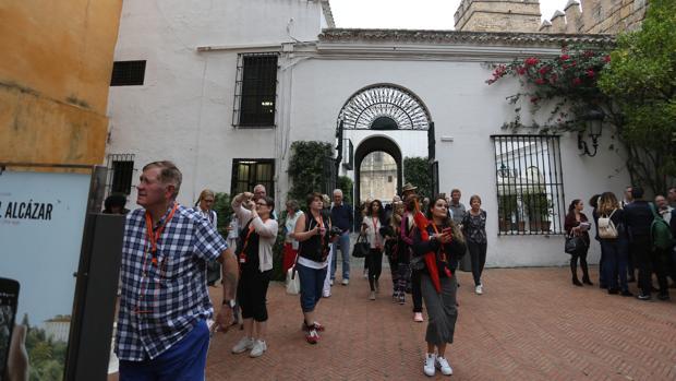 El actual acceso por la Puerta del León será completamente remodelado