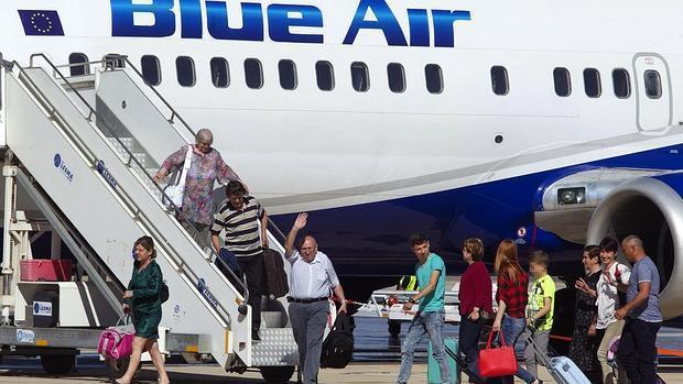 La compañía rumana opera, sobre todo, vuelos a Rumanía