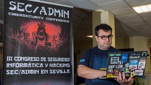 Albors ha disertado sobre los peligros del internet de las cosas en el congreso Sec Admin