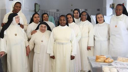 Las hermanas mercedarias de Marchena