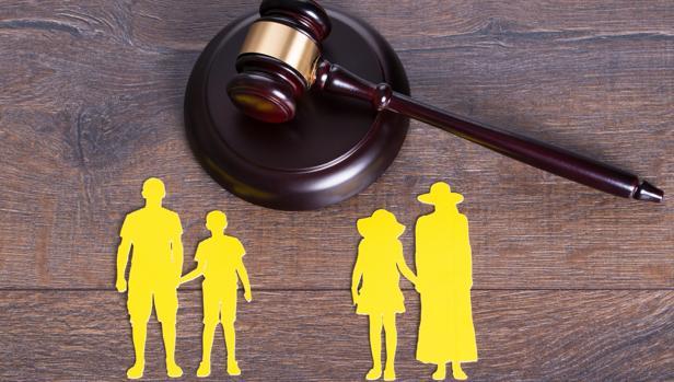 Sólo 76 padres obtuvieron la custodia de sus hijos en Sevilla