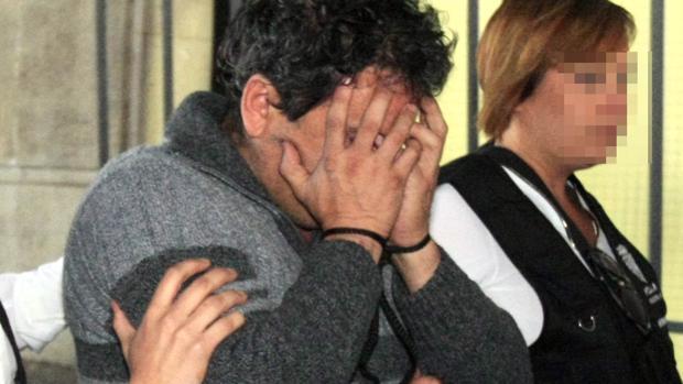 Francisco M. S., acusado de la violación mortal en el parque