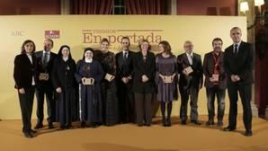 «En Portada», un reconocimiento para quienes llevan a Sevilla en el corazón