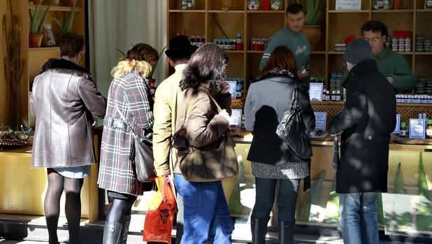 Los nuevos contratos en Sevilla crecerán un 18% durante la campaña de Navidad