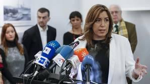 Susana Díaz sobre el catedrático condenado por abusos sexuales: «Que no vuelva a pisar un aula»