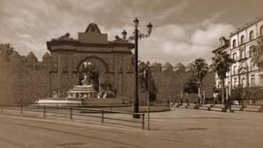 Recreación de la Puerta de Jerez