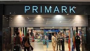 Una de las tiendas de Primark en España