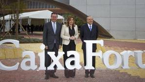 Así es el CaixaForum de Sevilla