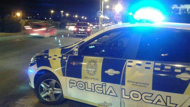 El conductor ebrio de 33 años fue apresado tras la persecución en el barrio de Torreblanca