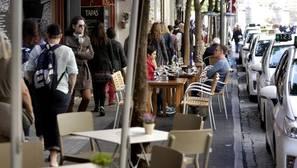 La calle Mateos Gago tendrá «ensayos» de peatonalización