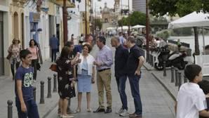 El Ayuntamiento ha instalado la señalización que limita la circulación los domingos en la calle Betis