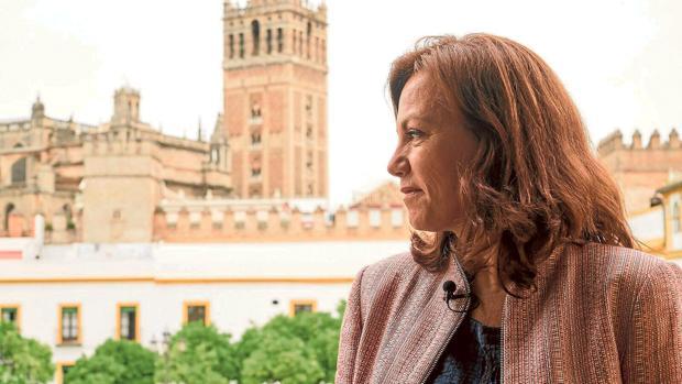 Cristina murillo elegida decana de los arquitectos sevillanos - Colegio de arquitectos sevilla ...