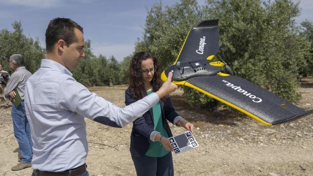 Sevilla acogerá en octubre la mayor feria de drones aplicados al mundo de la agricultura