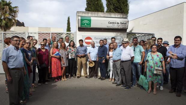Visita al centro de salud María Fuensanta Pérez Quirós