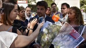 El PP pedirá dimisiones «si vuelve a caer otra rama como en la Macarena»