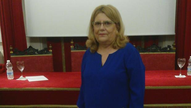 María del Carmen García Molina dice que la paz es posible