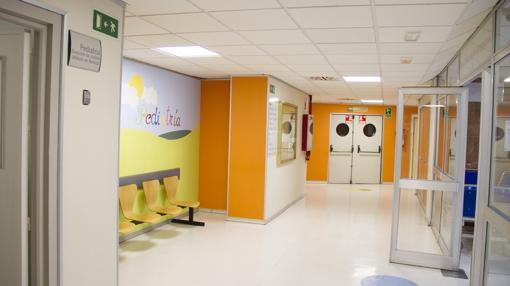 Salud invertirá 364.378 euros en mejoras en la UCI de Pediatría del Virgen Macarena