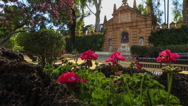 Mejoras en los Jardines de Murillo por la efeméride del pintor