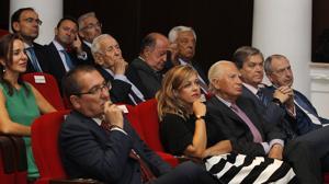 Fotogalería: Los protagonistas del IX Premio a la Trayectoria Jurídica en Andalucía