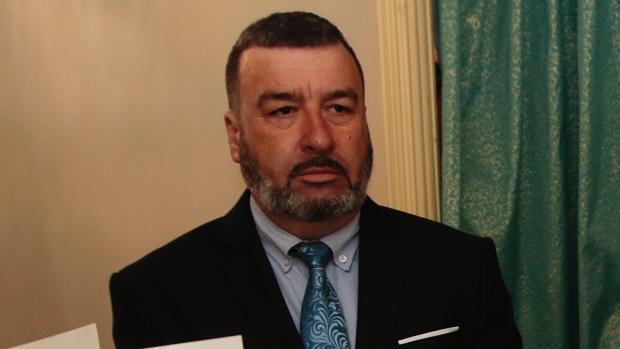 Yihad Sarasua, presidente de la Fundación Mezquita Ishbilia