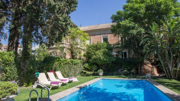 Hotel Villa de la Palmera, de cuatro estrellas