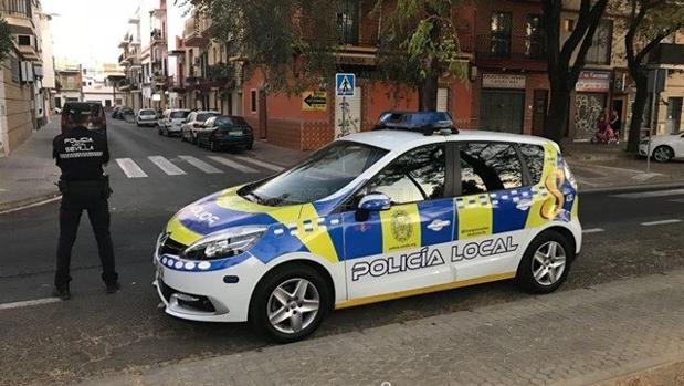 La Policía Local, de vigilancia en el Cerro del Águila