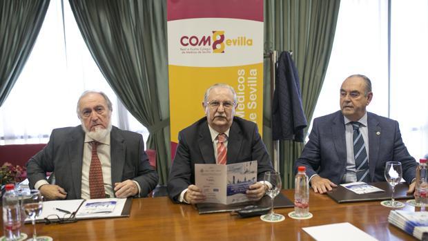 Juan Bautista Alcañiz, Serafín Romero y Juan Manuel Contreras