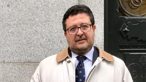 El Juez Francisco de Asís Serrano
