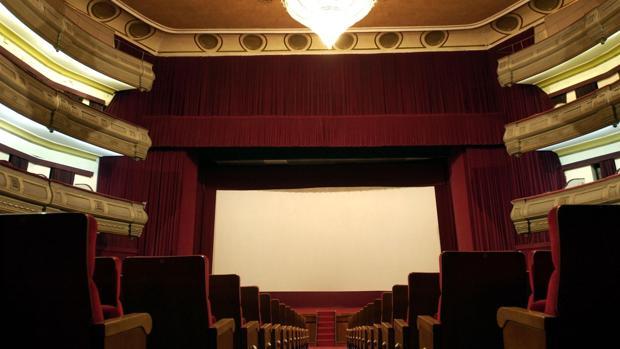 El cine Cervantes es obra del arquitecto Juan Talavera y de la Vega