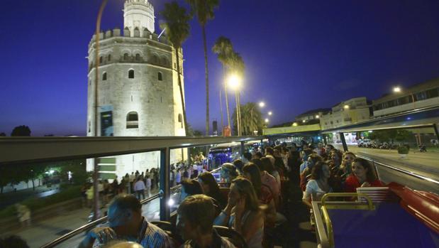La empresa sevillana ofrece tours gratuitos por la ciudad