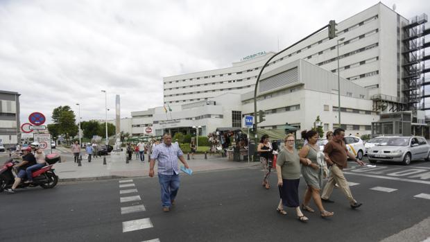 Imagen del hospital Virgen Macarena de Sevilla