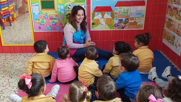 Maribel Uncala, presidenta de la Asociación de Escuelas Infantiles Unidas de Andalucía