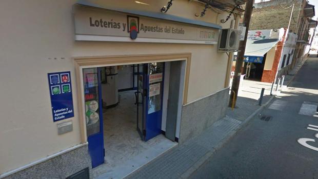 Administración de Loterías donde ha resultado ganador el boleto