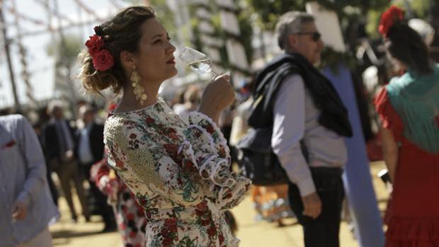 La Feria de Abril se celebró de sábado a sábado en 2017