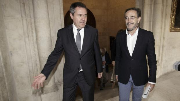 Felipe López pide una reunión con Espadas y De la Serna para hablar del metro