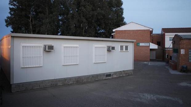 Colegio Los Eucaliptos en Olivares, Sevilla